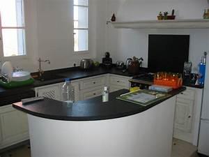Table Plan De Travail Cuisine : plan de travail granit quartz silestone dekton ~ Melissatoandfro.com Idées de Décoration