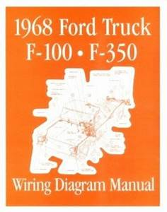 61 F100 Wiring Diagram