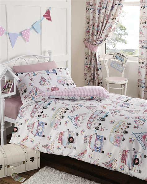 girls childrens quilt duvet cover pillowcase bedding