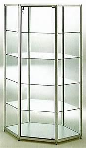 Vitrine En Verre : 30 best images about vitrine en verre on pinterest cabinet furniture and shelving systems ~ Teatrodelosmanantiales.com Idées de Décoration