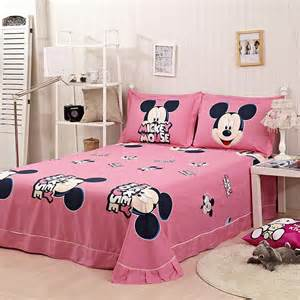 mickey mouse head world full queen size bedding sets