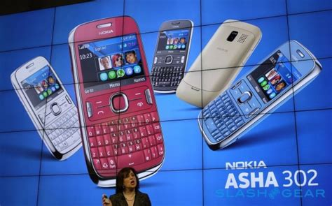 nokia asha       official