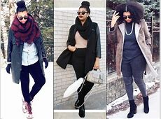 Fall Winter Outfit Ideas to Steal from 12 Plus Size