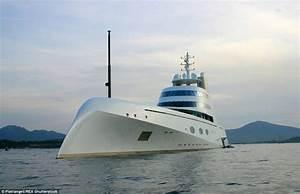Russian Billionaire Andrey Igorevich Melnichenko39s Yacht