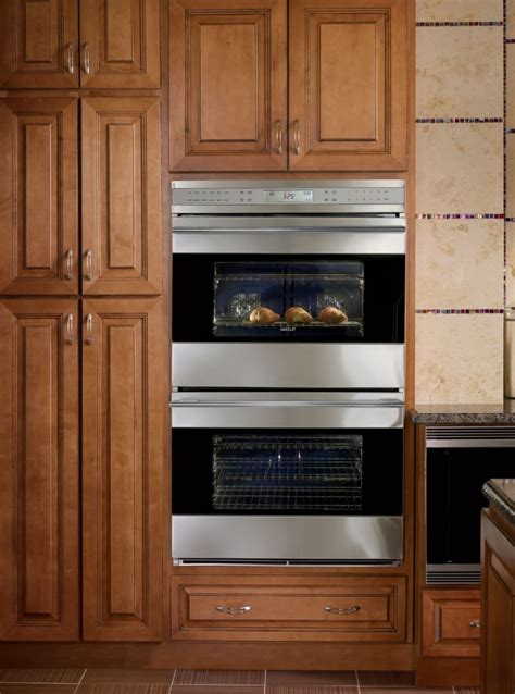 wolf dogb   double electric wall oven   cu