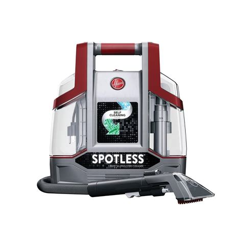 Held Carpet And Upholstery Cleaner by Hoover Professional Series Spotless Portable Carpet And