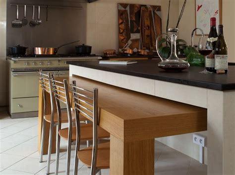 table cuisine encastrable idées du décorateur la table dans la cuisine e