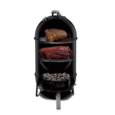 fumoir cuisine fumoir quot smokey mountain cooker quot 47 cm noir housse weber