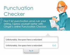 punctuation checker free online