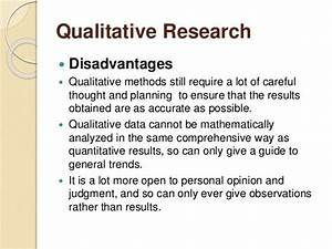 Quantitative Search And Qualitative Research By Mubarak