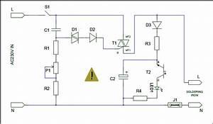 Smart Soldering Iron Adaptor