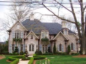 Surprisingly New Traditional Homes by 31 Days Of Inspired Style Day 22 Exteriors