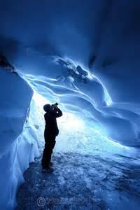 Matanuska Glacier Cave Alaska
