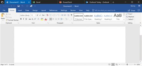 windows insider rs5 build 17643 adds and office 365 integration
