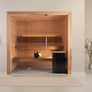 Kleine Sauna Für Zuhause : wellness f r zuhause sauna ~ Michelbontemps.com Haus und Dekorationen