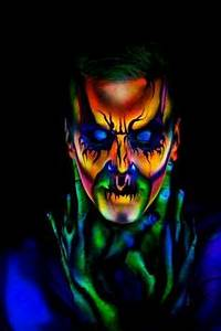 Face Paint UV Paint on Pinterest