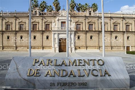 parliament andalusian andalusia monument horizontal government