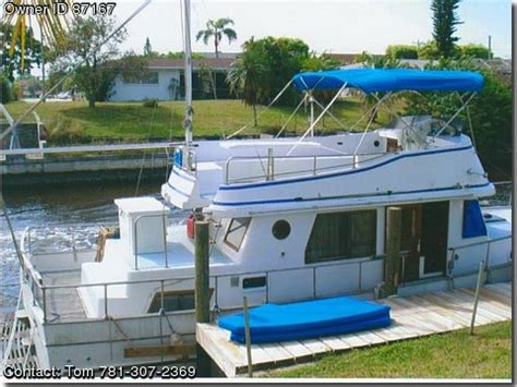 Boat Trader For Sale By Owner by 1981 Marine Trader Trutrac Ii Used Boats For Sale By