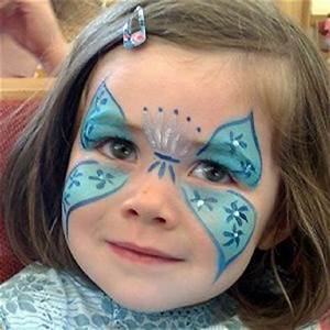 Maquillage Enfant Facile : maquillage licorne petite fille ~ Melissatoandfro.com Idées de Décoration