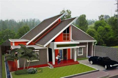 contoh model atap rumah minimalis update berita