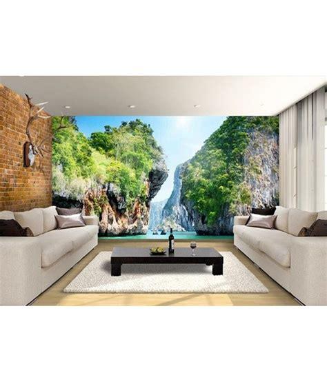 arihant design nature wall wallpaper buy arihant design