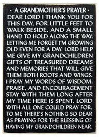 grandmother passed  quotes prayer quotesgram