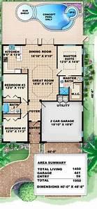 Plan, 66056we, Great, Little, Mediterranean, House, Plan