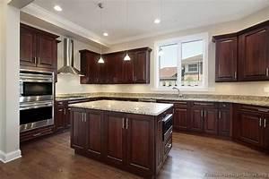 dark wood kitchens 2201