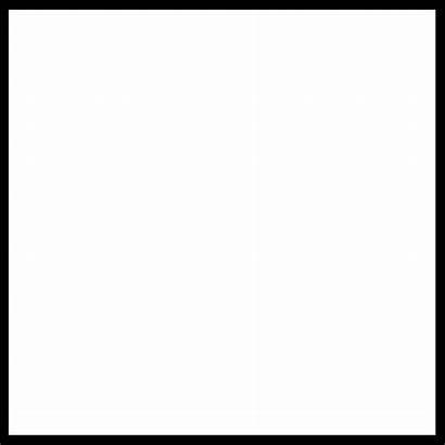Border Simple Line Transparent Plain Clip Square