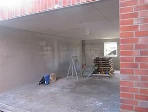 Farbe Für Garage Innen : fassade wird verfugt bautagebuch ~ Michelbontemps.com Haus und Dekorationen
