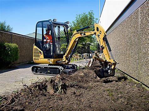 caterpillar  excavator specs   diggers lectura specs