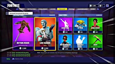 fortnite item shop april 10 2018 new featured items and