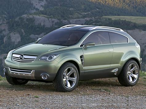 Opel Vehicles by 2006 Opel Antara Gtc Pictures History Value Research