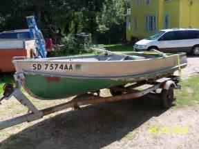 Old Crestliner Aluminum Boats Images