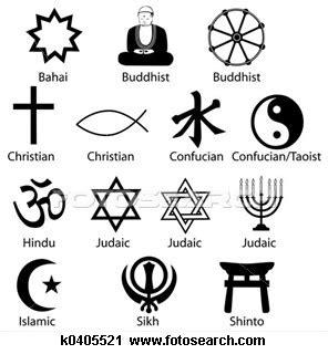 religious cultural  human gestures symbols