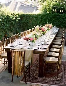Deco De Table Champetre : d corations de table de mariage somptueuses ~ Melissatoandfro.com Idées de Décoration