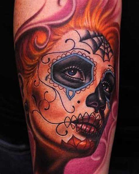 mexikanische tattoos vorlagen 15 geniale la catrina tattoos spirit