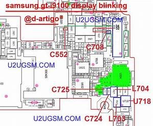 Samsung I9100 Galaxy S Ii Lcd Display Ic Solution Jumper