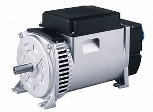 3kw To 8kw Double Bearing Dynamo Alternator High Output