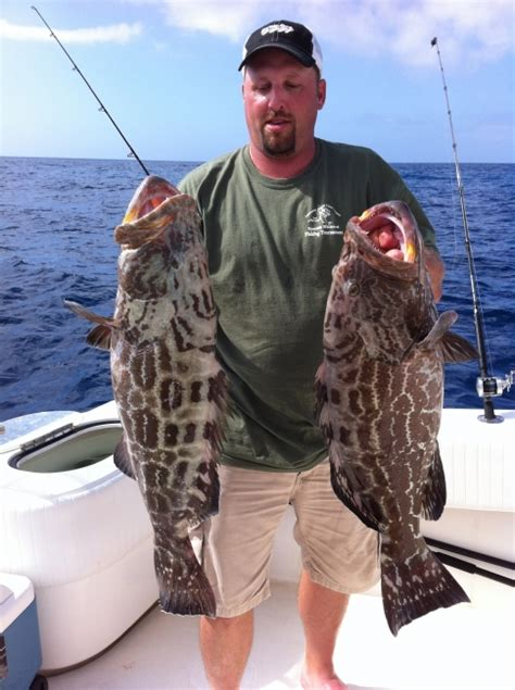 fishing grouper types florida keys lines