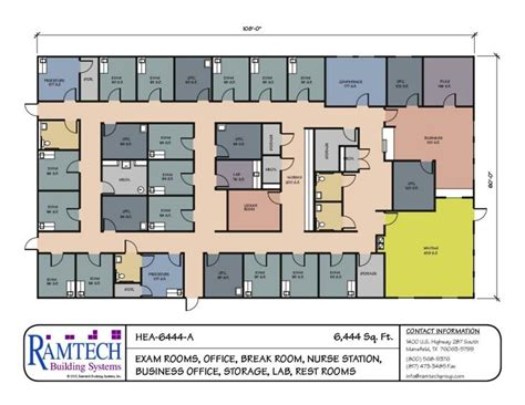 pin  azuka  medical clinic floor plans office floor