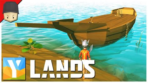 How To Make A Boat Ylands by Ylands The Ship Ep 02 Survival Crafting Exploration