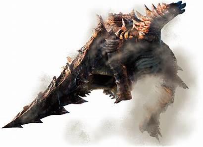 Mohran Ren Dah Monster Sand Hunter Mh4