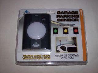 garage parking sensor garage parking sensor stop sign led stop light