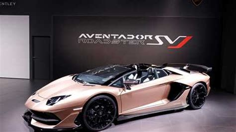 lamborghini  official pictures car news car magazine