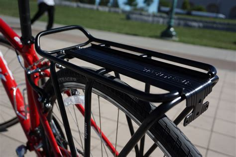 rear bike rack the best bike rack basket and panniers for commuting
