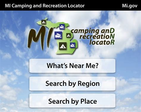 dnr michigan phone number gr8lakescer michigan dnr launches free mobile app