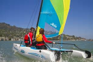 hobbie cat wave rotomolded sailboats hobie cat