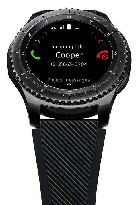 New Samsung Gear S3 arriving this November 18, now up for ...