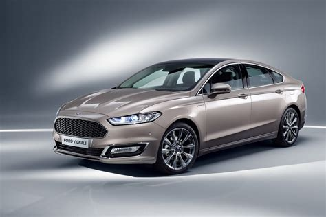 Ford Luxes Up Edge, Kuga, Mondeo & S-max With Vignale